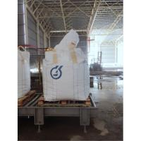 China 1250kgs Loading Weight Pp Container Bag / Jumbo Bulk Bags For Limestone Powder for sale