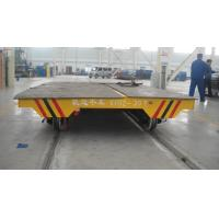 China 25 t DC motor driven rail guided vehicle for Thailand Mould Transportation on sale
