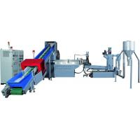 Wholesale PP, PE, PET Plastic Recycling Pellet Machine With Special Screw Design from china suppliers