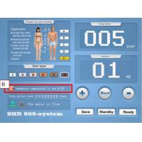 Wholesale Safety 808 Diode Laser Hair Removal , Mini Clinic Beauty Salon Device from china suppliers