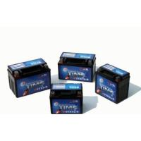 China 12V, Motorcycle Battery TTX Series Motorcycle Maintenance Free Battery. on sale