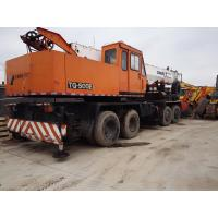 Wholesale Used TADANO 50 Ton Truck Crane from china suppliers