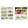 Buy cheap plastic fake flower green mini bonsai plant sculpture artificial flower from wholesalers