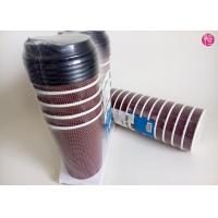 Wholesale No smell 16oz ripple paper coffee cups Custom Label in Shrink Wrap from china suppliers