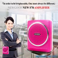 Wholesale professional wired voice amplifer speakers for teachers,sales promotion,tour guide,meeting from china suppliers