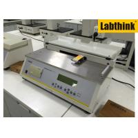 Wholesale Computer Controlled Coefficient of Friction Testing Equipment For Plastic Films MXD-02 from china suppliers