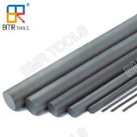 Wholesale BMR TOOLS HRC45 Extruding 10% Cobalt Unground Finishing Carbide Round Bar in 12 x 330mm length for cutting tools from china suppliers