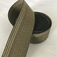 Wholesale 100% Polyethylene Plastic Chair Webbing , 40g/M Lawn Chair Webbing Material from china suppliers