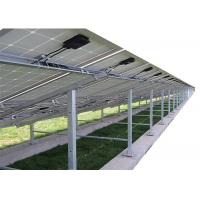 Wholesale Solar Panel Galvanised Steel Profiles , C U Hot Rolled Structural Steel Beams from china suppliers