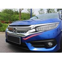Buy cheap HONDA All New Civic 2016 Exterior Decoration Parts , Front Grille Moulding from Wholesalers