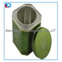 Wholesale Fashion Square Tin Box for Tea Packaging from china suppliers
