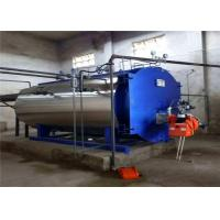 China Paper Industry Horizontal Steam Boiler High Efficiency Low Fuel Consumption for sale