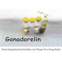 Wholesale High Pure Human Growth Hormone Peptide Lyophilized Powders Gonadorelin CAS 34973-08-5 from china suppliers