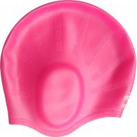 Quality Silicone Ear Protection Adult Summer Swimming Hat Unique Design for sale