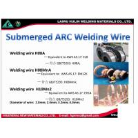 Wholesale Submerged ARC welding wire  -EM12K , welding wire, welding flux from china suppliers