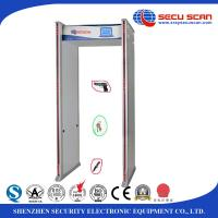 Wholesale Walk Through Metal Detector for government building security from china suppliers