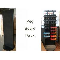 Wholesale Spinner PegboardGrocery Store Display Racks With Two Sides Rotated Base from china suppliers