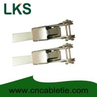 Wholesale LKS-600mm Universal Stainless Steel Clamping Ties from china suppliers