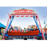 Wholesale Double Sided Pirate Ship Amusement Ride With Dynamic Music And Gorgeous Lights from china suppliers