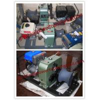 Wholesale best factory Cable Winch,ENGINE WINCH from china suppliers