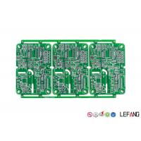 Wholesale 4 Layers High TG PCB Circuit Board Green Solder Mask With Impedance Conrol from china suppliers