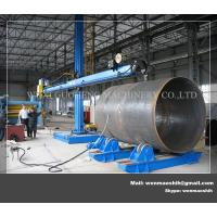 Wind Tower Industry Conventional Welding Rotator 40T For Tank Vessel