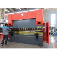 Wholesale High Rigidity CNC Heavy Duty Hydraulic Press Brake Machine for Sheet Metal from china suppliers
