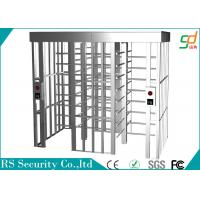 Wholesale Two Lane Intelligent Full Height Turnstiles High Security Barrier Gate from china suppliers