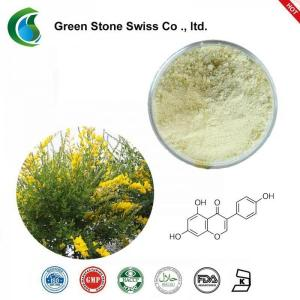 Wholesale Anti Oxidation 446-72-0 98% Synthetic Genistein from china suppliers