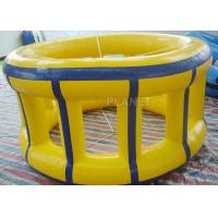 Wholesale Adults Inflatable Water Games Floating Wheel Roller For Entertainment from china suppliers