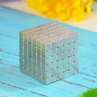 Wholesale Kellin Neodymium  Magnetic Cube 216 Pcs 5mm Magnetic Block Building Square Buck Ball Educational Toys for Kids from china suppliers