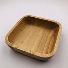 Rubber Wooden Salad Bowl for sale