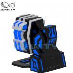Wholesale Fiberglass 9D Virtual Reality Simulator Rotating Equipment / 360 King Kong 9DVR Cinema from china suppliers