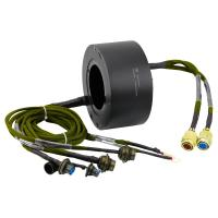 Wholesale Compact Size LPT096 Rotary Slip Ring with a 96mm Through-Bore and Precious Metal Contacts from china suppliers