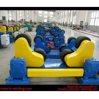 Wholesale Alignment Adjust Fit Up Pipe Welding Rotator , Welding Turning Roll for Tank or Cylinder from china suppliers