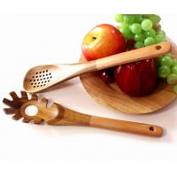 Wholesale beech wood Handle Wooden Cooking Mixing Spoon from china suppliers