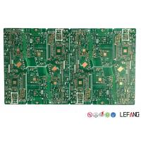 Wholesale Consumer Electronics FR4 PCB Board With Green Solder Mask Long Life Span from china suppliers