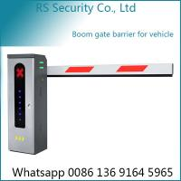 Quality Security Entry Boom Barrier Gate, Car Parking Barrier Gate System for sale