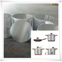 Wholesale Hot Rolled Aluminum Circle with Alloy 1050 1100 1060 3003 for Aluminium Cookwares from china suppliers