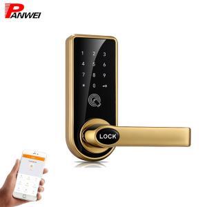 Wholesale Mechanical Pin Code Door Lock Zinc Alloy For Wooden Iron Door Black Silver from china suppliers
