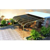 Aluminum gazebo and terrace cover of item 102013199 for Terrace gazebo