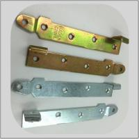 China 2.0mmantique Strap Hinges Hardware Corrosion Resistance Modern Design for sale