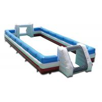 Wholesale Fantastic Inflatable Sports Games , Inflatable Football Field with EN14960 from china suppliers
