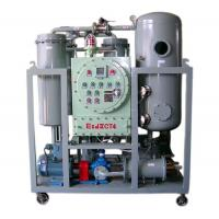 Buy cheap TY Series High-Efficiency Vacuum Turbine Oil Purifier, Emulsified Turbine Lube Oil Filtration Plant from wholesalers