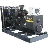 120kw 150kva water cooled open shelf China engine diesel generator set for sale
