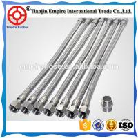 Wholesale Manudacturer selling 3/5 inch clean surface stainless steel braided teflon flexible metal hose from china suppliers