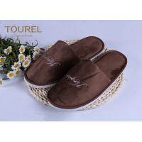 Wholesale 100% Cotton Disposable Luxury Hotel Slippers Star Hotel Guest Slippers from china suppliers