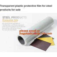 Wholesale Custom self adhesive plastic protective film for floor/Profilm/glass,pe film watch strap protection custom printing from china suppliers