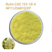China Pharmaceutical Grade Rutin NF11 DAB10 EP Powder Dilating Blood Vessel on sale
