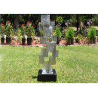 Wholesale Custom Design Brushed Metal Outdoor Statues Sculptures For Garden Decoration from china suppliers